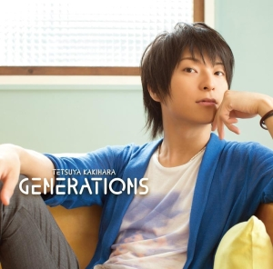 Tetsuya Kakihara GENERATIONS